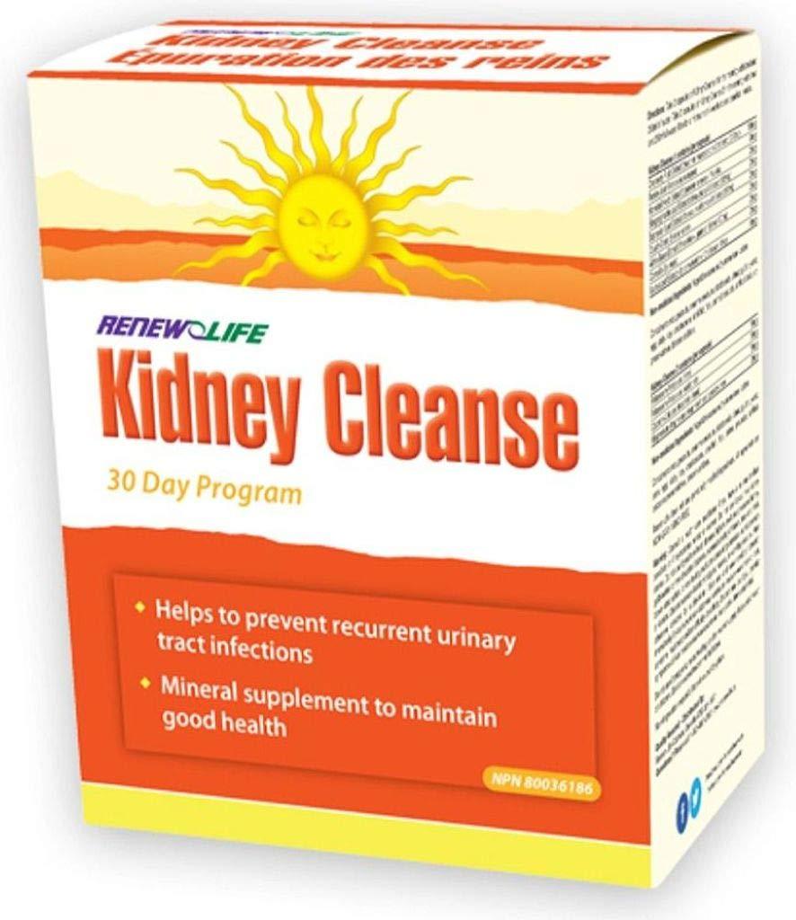 Renew Life Total Kidney Detox by Renew Life