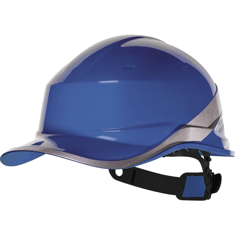 DELTAPLUS Casque Baseball Diamond V Bleu