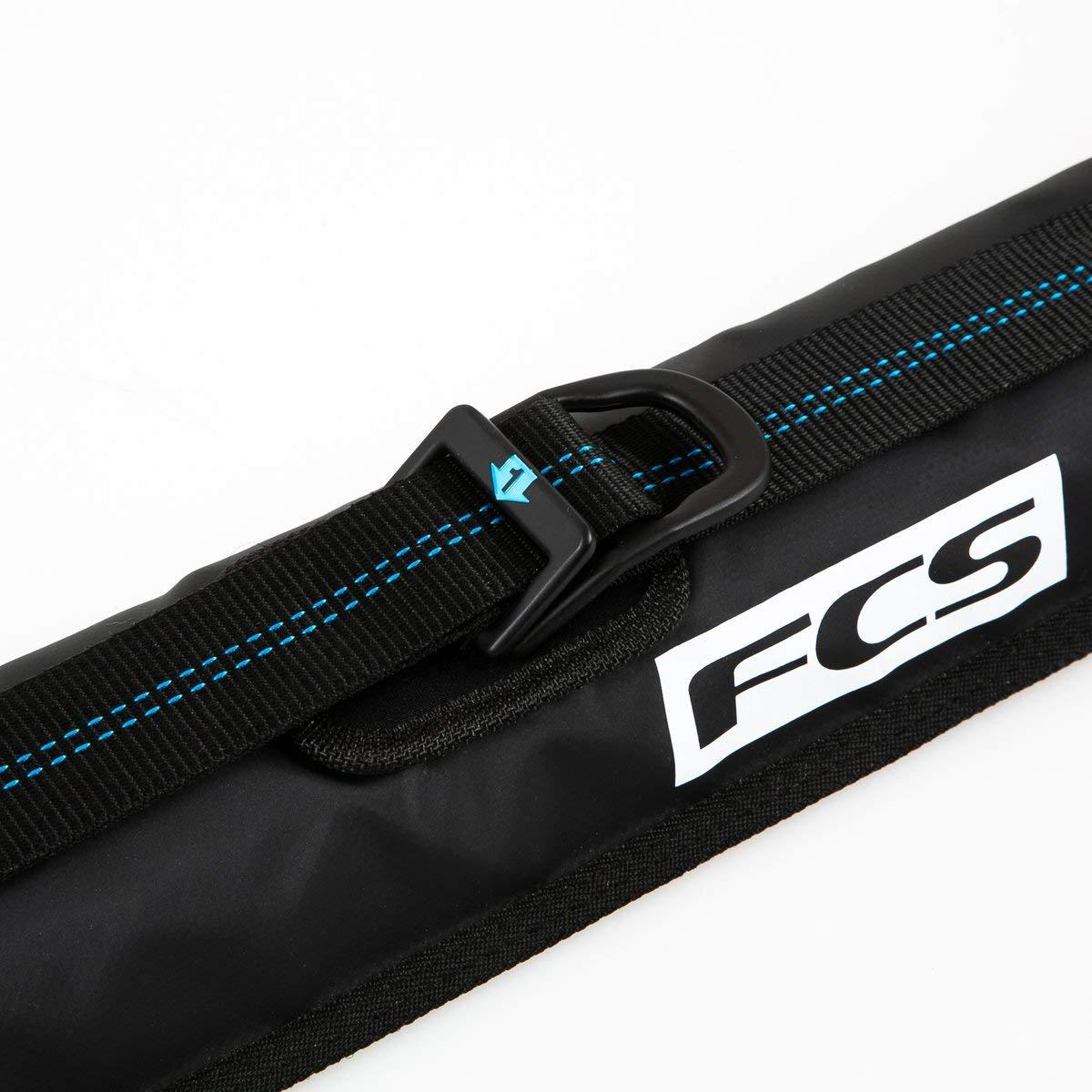 Double FCS Premium D-Ring Soft Surfboard//SUP Car Rack