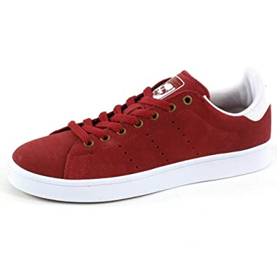 adidas homme stan smith rouge