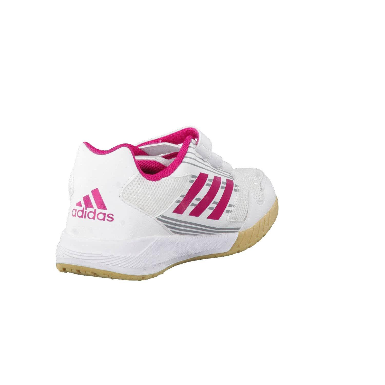 adidas Altarun CF K, Chaussures de Running Fille, Rose (Weiãÿ/Pink Ftwwht/Bopink/Midgre), 40 EU