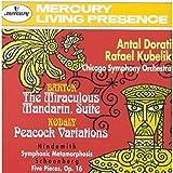 Bartók: The Miraculous Mandarin Suite