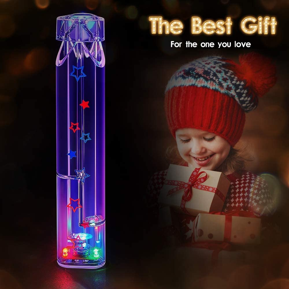 2pack Train Whistle ,with led Light,The Train Themed Party Favors Suitable for Whistle Conductor Prop Contest or School Prizes