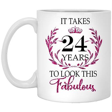24th Birthday Gift For Women