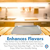 Pivit Antibacterial Stainless Steel Cookie Sheet