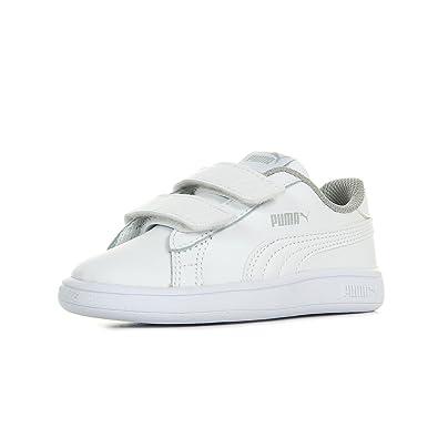 be8d015b0e703c Puma Unisex Babies  Smash V2 L V Inf Low-Top Sneakers  Amazon.co.uk ...