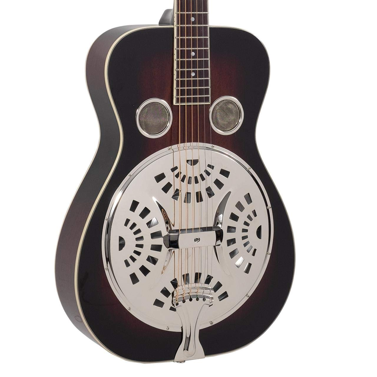 Recording King RR-36-VS Maxwell Series Round Neck Resonator by Recording King
