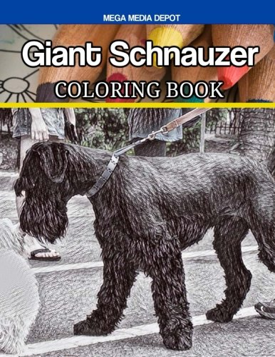 Giant-Schnauzer-Coloring-Book