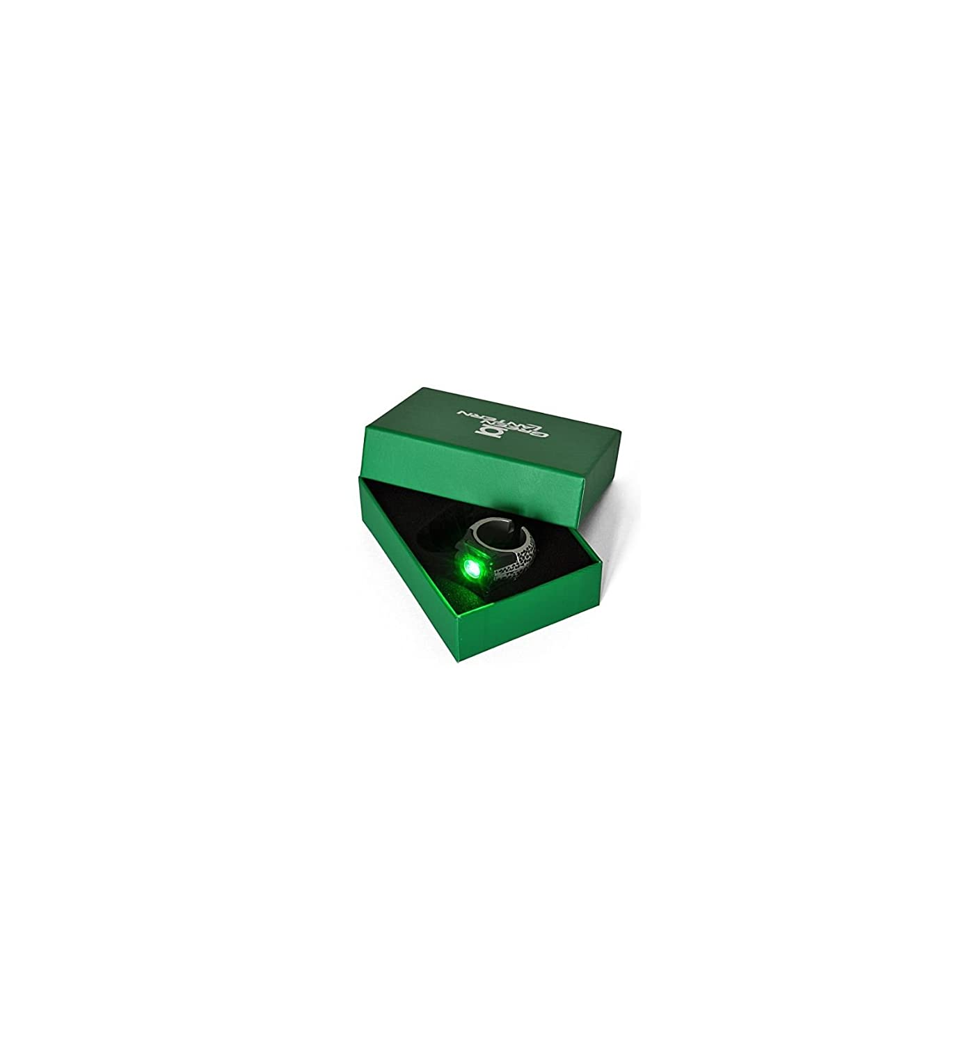 The Noble Collection Green Lantern Light-up Ring NN5133