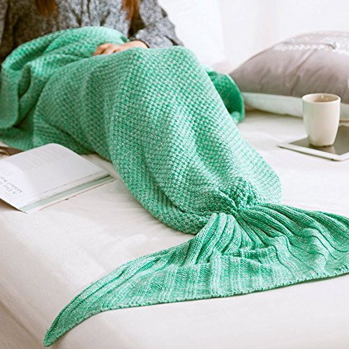 Mermaid Blanket Adults Teens AIQI