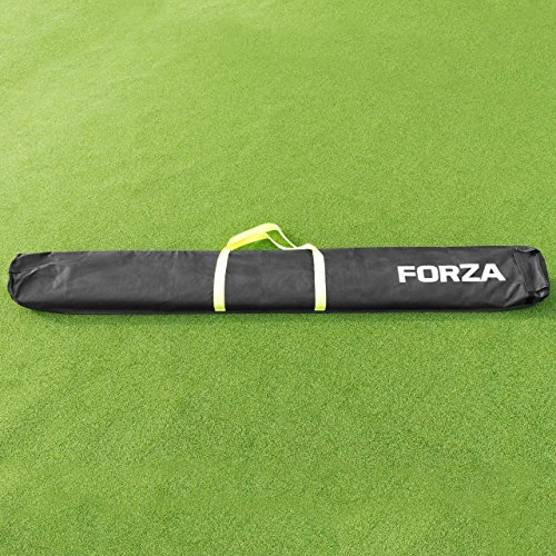 Soccer Corner Flag Carry Bag - Agility Pole Carry Bag | Super Strong Storage For Up To 5ft & 6ft High Agility Poles - [Net World Sports]