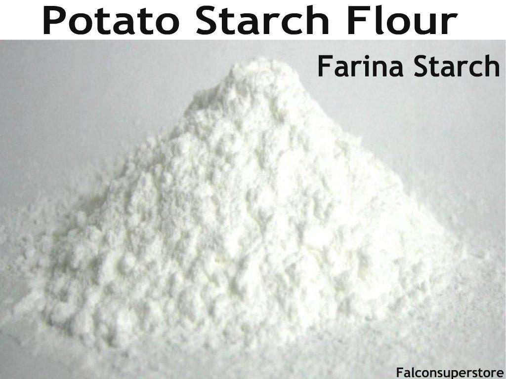 Potato Starch Gluten Free 500g Free Uk Post Amazon Co Uk Grocery