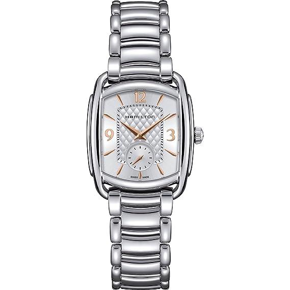 Hamilton H12451155 Timeless Classic Bagley reloj de pulsera para mujer