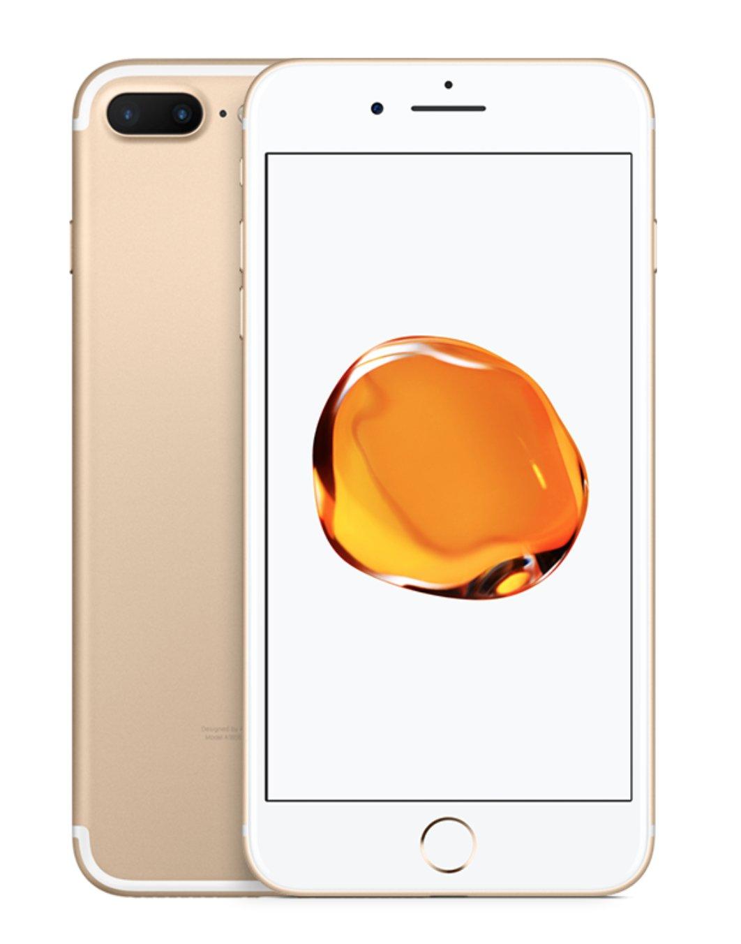 iPhone7Plus 128GB(ゴールド)