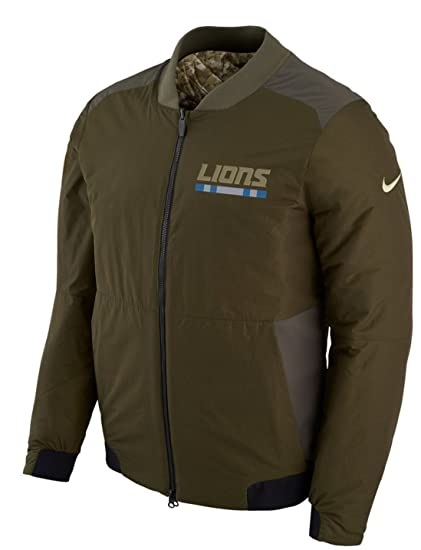 sale retailer fd760 ad5d3 Amazon.com : Detroit Lions NFL Salute to Service Men's ...