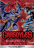 DVD : Gargoyles - Season Two, Vol. 1