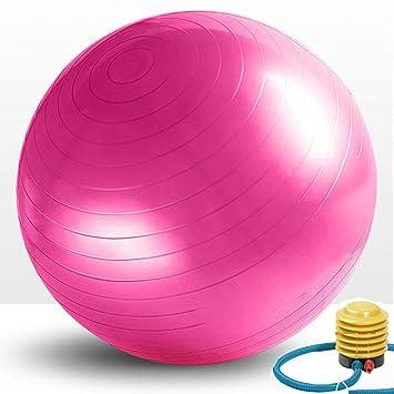 YunNasi - Balón de Yoga Profesional para Mujer, Pilates ...