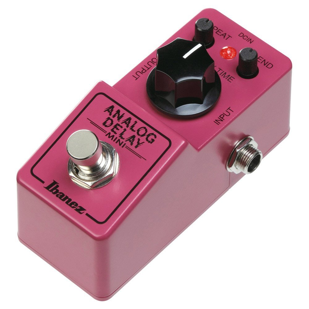 Ibanez ADMINI Analog Delay Mini Guitar Effect Pedal