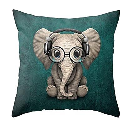 76892d772d02f Amazon.com  Acelive 20x20 Inches Home Decor Cotton Linen Pillow ...
