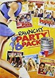Raunchy Party Pack - 6-Movie Set - Fired Up - Puff, Puff, Pass - National Lampoon's Pucked - Bachelor Party Vegas - Bottoms Up - Wieners by Mill Creek Entertainment