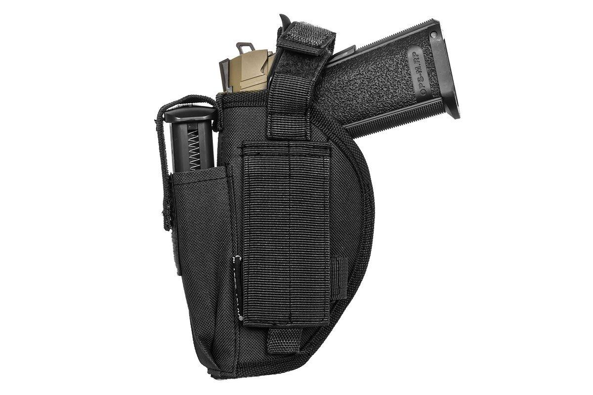 Classic Army Duty Pistol Holster (Black)