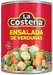 La Costeña Ensalada de Verduras, 410 g
