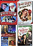 Wish Family Spirit & Faith Mega Holiday Bundle Kenny Rogers Christmas Special / 4 Stories Three Kings / Silnet Night /Mary Nativity TV & Movie Box Retro Cartoons / Scrooge / Miracle on 34th Street
