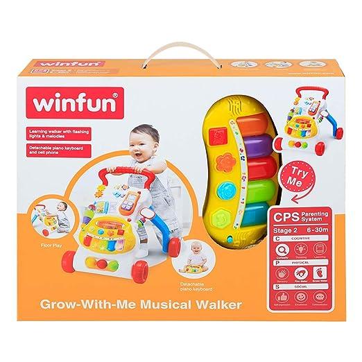 winfun - Andador musical (44727)