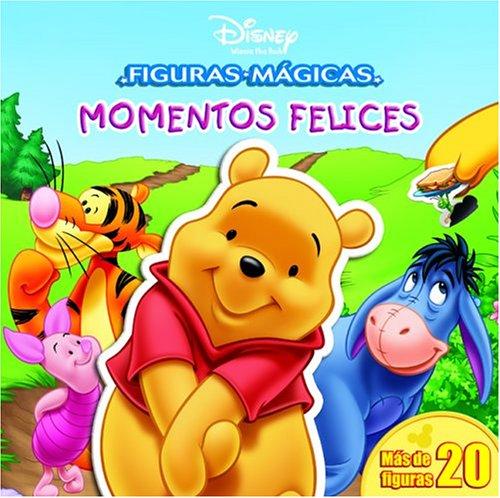 (Figuras mágicas: Momentos felices (Disney Winnie the Pooh Magical Magnets, Spanish Edition))