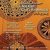 Oud String Arabic Set by MusiCaravan