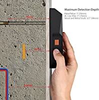 3 en 1 LCD Goujon Bois Mur Centre Finder Scanner métal AC Live Wire Detector UK