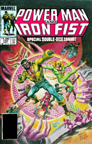 Power Man and Iron Fist (Marvel Essentials, Vol. 2) (v. 2)