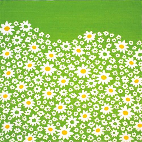 Field of Daisies 90 cm Furoshiki Cloth
