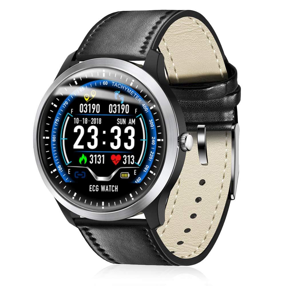 DAM. DMZ141BK. Smartwatch N58 con Monitor Cardíaco Y ...
