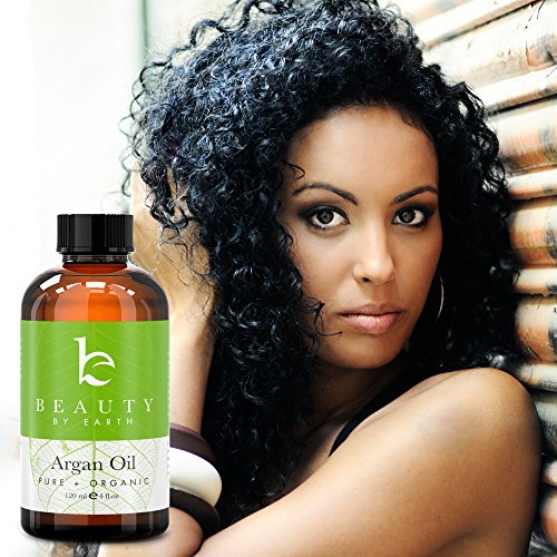 Beauty by Earth USDA Organic Argan Oil, 4oz