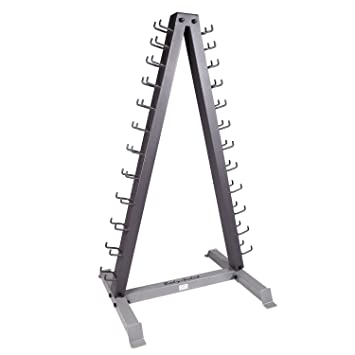 Body Solid Dumbbell Rack Tools 12 Pair Vertical, gdr24: Amazon.es: Deportes y aire libre