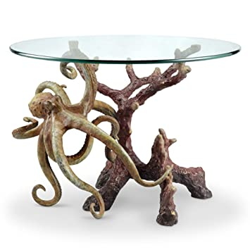 Amazoncom Octopus Coffee Table Kitchen Dining