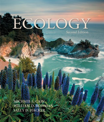 By Michael L. Cain - Ecology (2nd Edition) (1/31/11) ebook