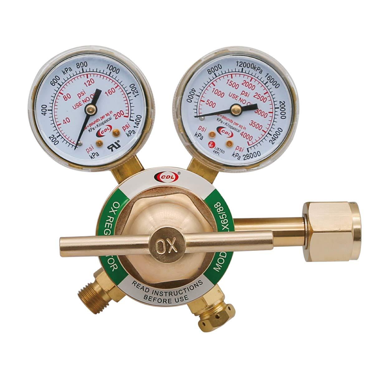 LX65//88 Oxygen Regulator CGA540