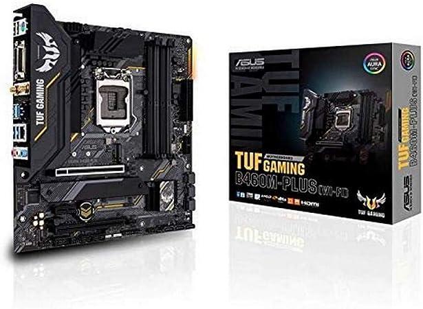 Asus Tuf Gaming B460m Plus Mainboard Sockel 1200 Computer Zubehör