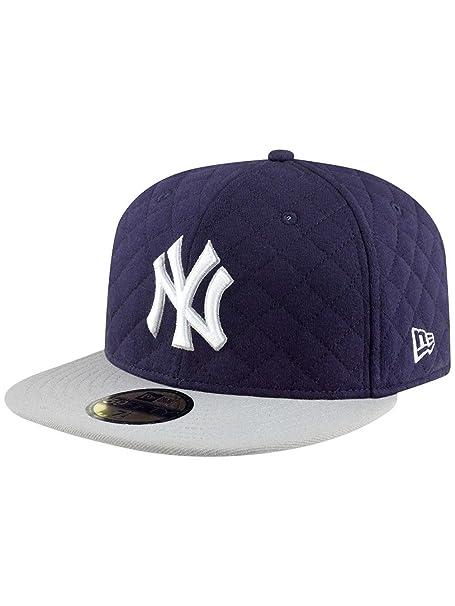 New Era Mujeres Gorras / Gorra plana Quilt Team NY Yankees: Amazon.es: Ropa y accesorios