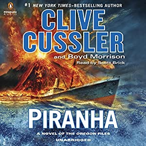 Piranha Audiobook