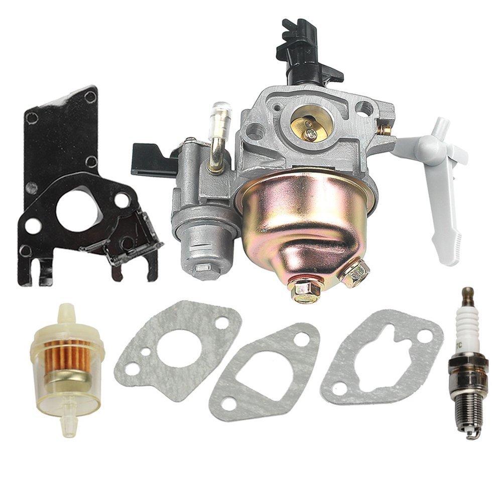Panari Carburetor Insulator Fuel Filter for CPE Champion Power Equipment 91520 92207 92208 92210 92221 92251 15Ton 22Ton Log Splitter