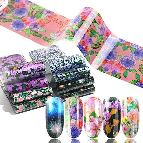 Macute Holographic Transfer Decorations Fingernails product image