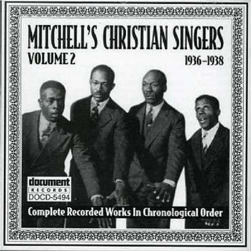 UPC 714298549423, Mitchell's Christian Singers 2