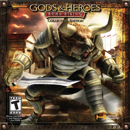 Gods and Heroes: Rome Rising Collector's Edition - PC