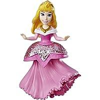 Disney Princess Aurora Doll with Royal Clips Fashion, One-Clip Skirt