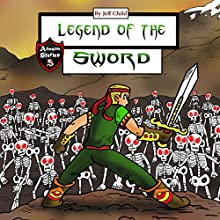 Legend of the Sword | Livre audio Auteur(s) : Jeff Child Narrateur(s) : John H Fehskens