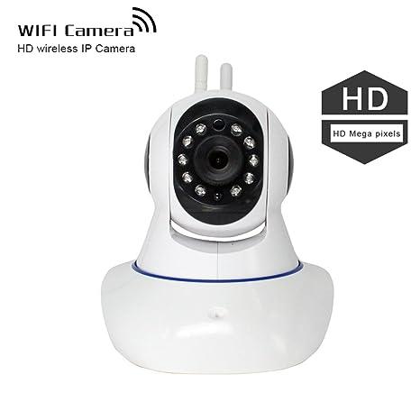 Vigilancia Cámara Radio Set – Cámara de seguridad Detector de movimiento Wifi Cámara Caravana Dome Cámara