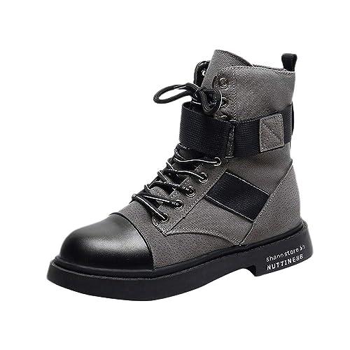 on sale 5627d 81a01 Rawdah Invierno Para Ocio Calzado Botas De Mujer ccW7r6aU